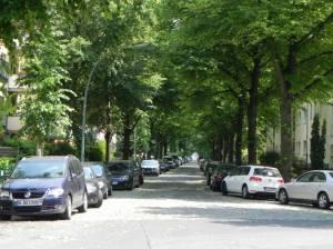 Königstraße (2013) Königstraße, Berlin-Mariendorf,