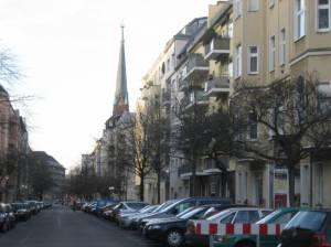 Krefelder Straße, Berlin-Moabit,