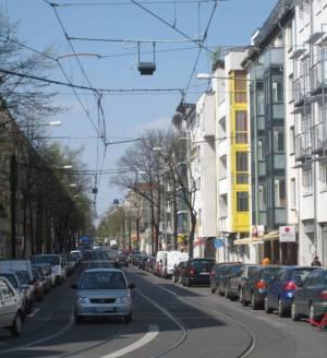 Langhansstraße, Berlin-Weißensee,