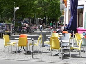 Lausitzer Platz (2011) Lausitzer Platz, Berlin-Kreuzberg, Emmaus Kirche, Görlitzer Park