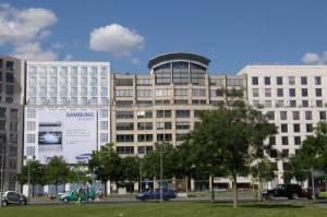 Leipziger Platz (2010) Leipziger Platz, Berlin-Mitte, Dali-Museum, Bundesrat