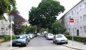 Lenther Steig, Berlin-Siemensstadt,