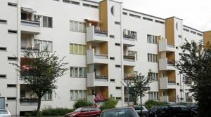 Wohnhaus (Planung von Scharoun) Mäckeritzstraße, Berlin-Siemensstadt,