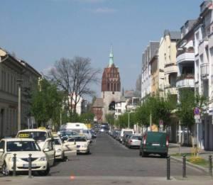 Max-Steinke-Straße, Berlin-Weißensee,