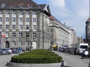 Mohrenstraße (2013) Mohrenstraße, Berlin-Mitte, Zietenplatz, Gendarmenmarkt, Hausvogteiplatz, Friedrichstraße