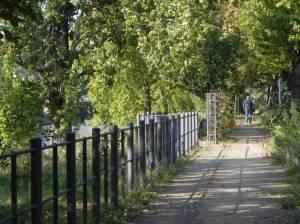 Uferweg (2010) Neues Ufer, Berlin-Moabit, und Charlottenburg