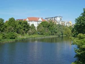 Nordufer 2021 Nordufer, Berlin-Wedding, Berlin-Spandauer Schifffahrtskanal