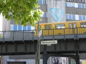 Oberbaumstraße, Berlin-Kreuzberg,