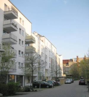 Pankgrafenstraße, Berlin-Pankow,