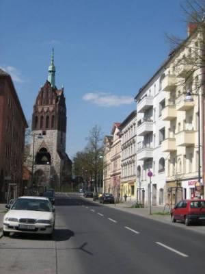 Pistoriusstraße, Berlin-Weißensee,