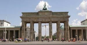 Platz des 18. März (2009) Platz des 18. März, Berlin-Mitte, Brandenburger Tor