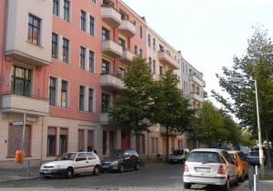 Prinz-Georg-Straße, Berlin-Schöneberg, Alter Kirchhof, Heinrich-Lassen-Park, Schöneberg-Museum