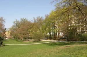 Carl-von-Ossietzky-Park, Moabit