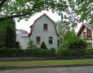 Ringstraße (2016) Ringstraße, Berlin-Hermsdorf, Hermsdorfer Forst, Wildgehege, Max Beckmann
