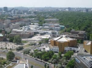 Scharounstraße, Berlin-Tiergarten, Philharmonie, Kulturforum