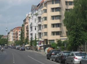 Schlesische Straße (2010) Schlesische Straße, Berlin-Kreuzberg, Spree, Oberbaumbrücke