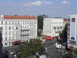 Sonnenallee (2011) Sonnenallee, Berlin-Neukölln-Treptow, Berlin-Neukölln, Hermannplatz, Neuköllner Schifffahrtskanal, Von-der-Schulenburg-Park, High-Deck-Siedlung