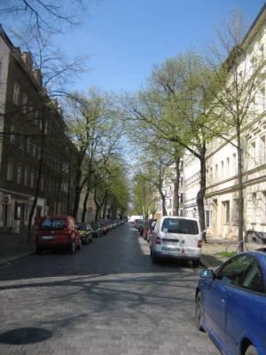 Streustraße, Berlin-Weißensee,