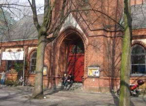 Heilandskirche Thusnelda-Allee, Berlin-Moabit,