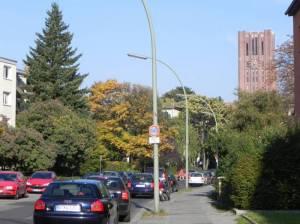 Ullsteinstraße, Berlin-Mariendorf, Ullsteinhaus, Tempelhofer Hafen, Teltowkanal