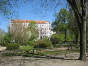 Unionstraße, Berlin-Moabit,