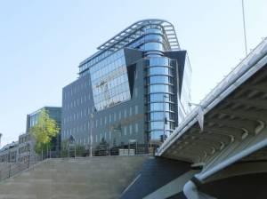 Unterbaumstraße, Berlin-Mitte, Regierungsviertel, Charité