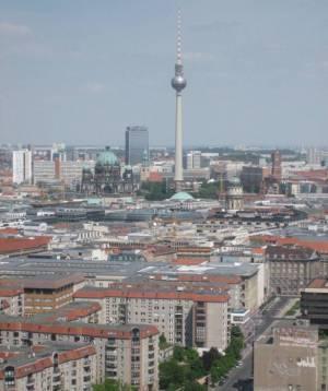 Voßstraße, Berlin-Mitte, Potsdamer Platz, Großer Tiergarten, Brandenburger Tor