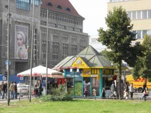 Wittenbergplatz, Kiosk und Presseshop (2010) Wittenbergplatz, Berlin-Schöneberg, KaDeWe, Tauentzienstraße