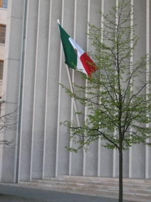 Nationalflaggen (2009) Mexiko, Botschaft