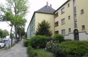 Boelckestraße, Berlin-Tempelhof, Kirche auf dem Tempelhofer Feld, Parkring, Fliegerviertel
