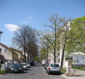Charlottenburger Straße, Berlin-Weißensee,