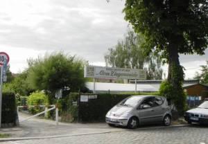 Alte Ziegenweide, Vereinsheim (2011) KGA Alte Ziegenweide, Bezirksverband Schöneberg-Friedenau