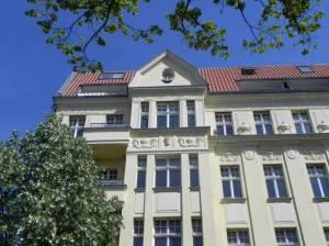 Köpenicker Straße, Wohnhaus in der Alten  Marmeladenfabrik) (2011) Köpenicker Straße, Berlin-Kreuzberg, Spree, Alte Heeresbäckerei
