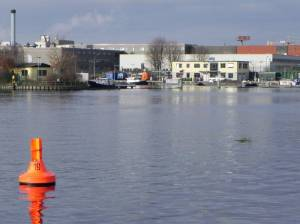 Hafen Britz Ost (2011) Hafen Britz Ost, Teltowkanal, Britzer Verbindungskanal, Neuköllner Schiffahrtskanal
