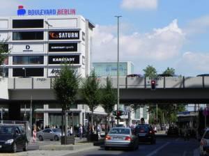 Joachim-Tiburtius-Brücke (2013) Joachim-Tiburtius-Brücke, Schloßstraße, Bierpinsel