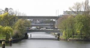 Fennbrücke, Wedding