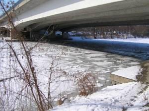 Foto: (2010) Hinckeldeybrücke,