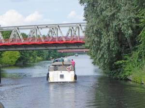 Baumschulenbrücke (2014) Baumschulenbrücke, Berlin-Baumschulenweg, Britzer Verbindungskanal