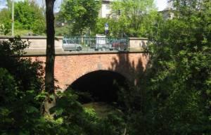 Osloer-Straßen-Brücke, Wedding