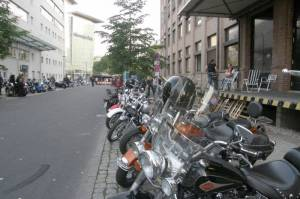 Harley-Davidson-Niederlassung (2010) Hannah-Karminski-Straße, Berlin-Charlottenburg,