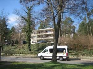 Seniorenheim (2010) Speerweg, Berlin-Frohnau,