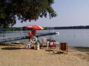 Der Heilgiensee, Freibad (2009) Heiligensee, Berlin-Heiligensee, Reinickendorf