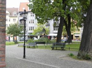 Reformationsplatz, Berlin Spandau,