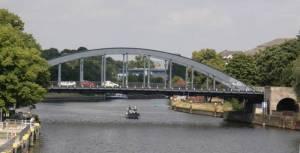 Charlottenbrücke, Spandau