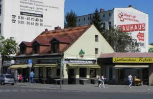 Residenzstraße (2013) Residenzstraße, Berlin-Reinickendorf, Schäfersee, Breitkopfbecken
