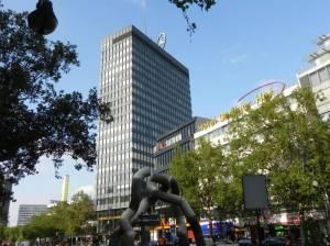 Europa-Center, Charlottenburg