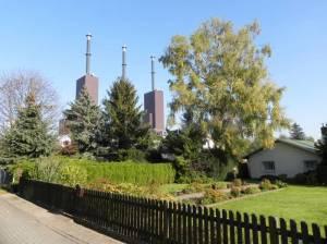 Gartensiedlung Giesensdorf (2011) Gartensiedlung Giesensdorf, Kraftwerk Lichterfelde