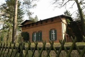 Ehemaliges Forsthaus Nikolskoe Nikolskoer Weg, Berlin-Wannsee, Düppeler Forst