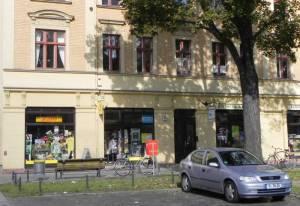 Karl-Liebknecht-Straße (2011) Karl-Liebknecht-Straße, Kulturhaus, Einkaufsstraße