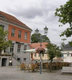 Marktplatz Teltow (2009) Marktplatz, Teltow, Altstadt Teltow, Tourismusbüro, Bürgeramt